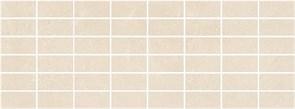 MM15110 Декор Орсэ беж мозаичный 15х40х8