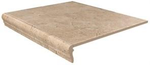 SG158300R/GR Ступень фронтальная Фаральони песочный 40,2х34х8