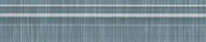 BLE012 Бордюр Багет Пальмовый лес синий 25x5,5x18