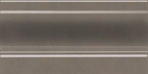 FMC015 Плинтус Параллель коричневый 20x10x14