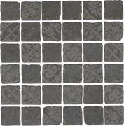 SBM008/DD6406 Декор Про Фьюче антрацит мозаичный 30x30x11