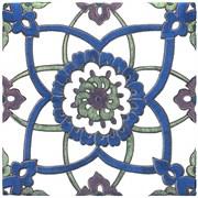 HGD/A212/1146T Декор Альба 9,9х9,9