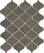 65004 Арабески котто коричневый 26х30