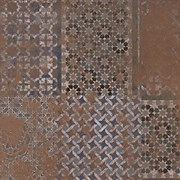 DD603400R/D Котто декорированный обрезной 60х60