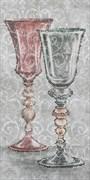 VT/A67/SG5918R Декор Бокалы обрезной 119,5х238,5