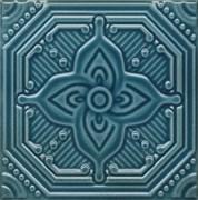 SSA002 Декор Салинас синий 15х15