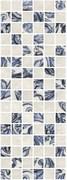 MM15129B Декор Площадь Испании мозаичный 15х40