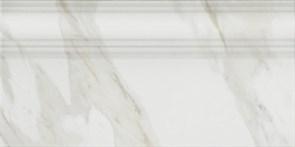 FME002R Плинтус Прадо белый обрезной 40х120