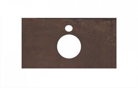 PL1.DD571300R\80 Спец. изделие для накладных раковин 80 см Про Феррум коричневый