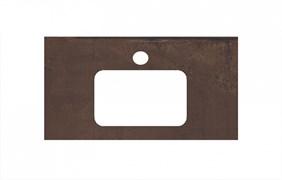 PL2.DD571300R\80 Спец. изделие для раковин, встраиваемых сверху, 80 см Про Феррум коричневый