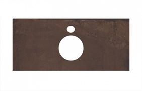 PL1.DD571300R\100 Спец. изделие для накладных раковин 100 см Про Феррум коричневый