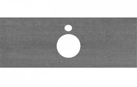 PL1.DD500600R\120 Спец. изделие для накладных раковин 120 см Про Дабл антрацит