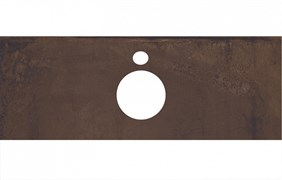 PL1.DD571300R\120 Спец. изделие для накладных раковин 120 см Про Феррум коричневый