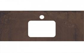 PL2.DD571300R\120 Спец. изделие для раковин, встраиваемых сверху, 120 см Про Феррум коричневый
