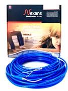 TXLP/1  600/17 комплект одножильного нагревательного кабеля с алюминиевым экраном (35,3 п.м.)