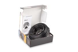 TXLP/1 1280/28 комплект одножильного нагревательного кабеля с алюминиевым экраном