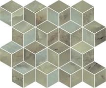 T017/14025 Декор Джардини зеленый мозаичный 45x37,5x10