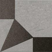 SBD032/SG1590 Декор Матрикс серый 20x20x8