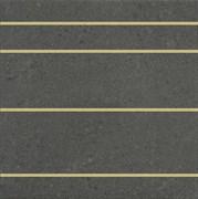 SBD050/SG9358 Декор Матрикс антрацит 30x30x8