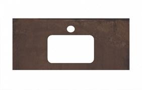 PL2.DD571300R\100 Спец. изделие для раковин, встраиваемых сверху, 100 см Про Феррум коричневый
