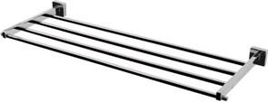 4762 Полка для полотенец 60см Aquanet, хром (189304)