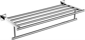 6162 Полка для полотенец Aquanet, хром (202109)