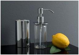 8189 Дозатор для мыла Aquanet, хром (202136)