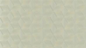 KM5102 Обои виниловые Геометрия голубой-золото, мотив 1,06х10 (1, Т B)