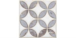 STG/A401/1266H Вставка Амальфи орнамент коричневый 9,8x9,8x7