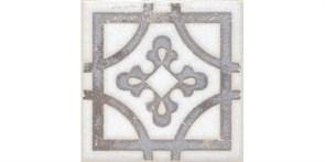 STG/A406/1266H Вставка Амальфи орнамент коричневый 9,8x9,8x7