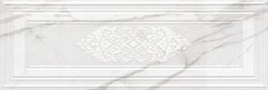 14041R/3F Прадо белый панель декор  40х120х12