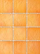 1145 Юката оранжевый, полотно 30х40