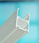Регулирующий профиль BLNPS блестящий алюминиевый