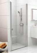 Дверь душевая Ravak CSD1-90  белый+стекло Transparent