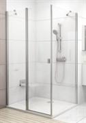 стенки душевые  CPS-100 блестящий Transparent