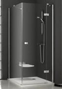 Дверь душевая Ravak SMPS-90 L хром + Транспарент