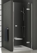 Дверь душевая Ravak SMSD2-100 B-R хром + Транспарент