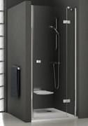 Дверь душевая Ravak SMSD2-120 B-L хром + Транспарент