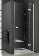 Дверь душевая Ravak SMSD2-90 B-R хром + Транспарент