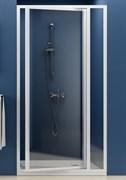 Дверь душевая Ravak SDOP-100 белая+Грапе