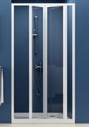 Дверь душевая Ravak SDZ3-90 белая+Грапе