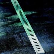 душевые каналы OZ RAVAK Zebra 1050 - stainless