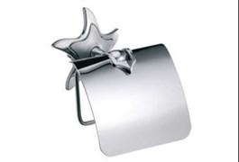 Держатель для туалетной бумаги Estrella хром
