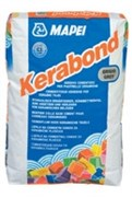 Клей плиточный Kerabond-T White (25кг)